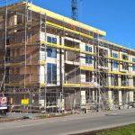 Wohnen im Alter in Eschlikon: Fenstereinbau